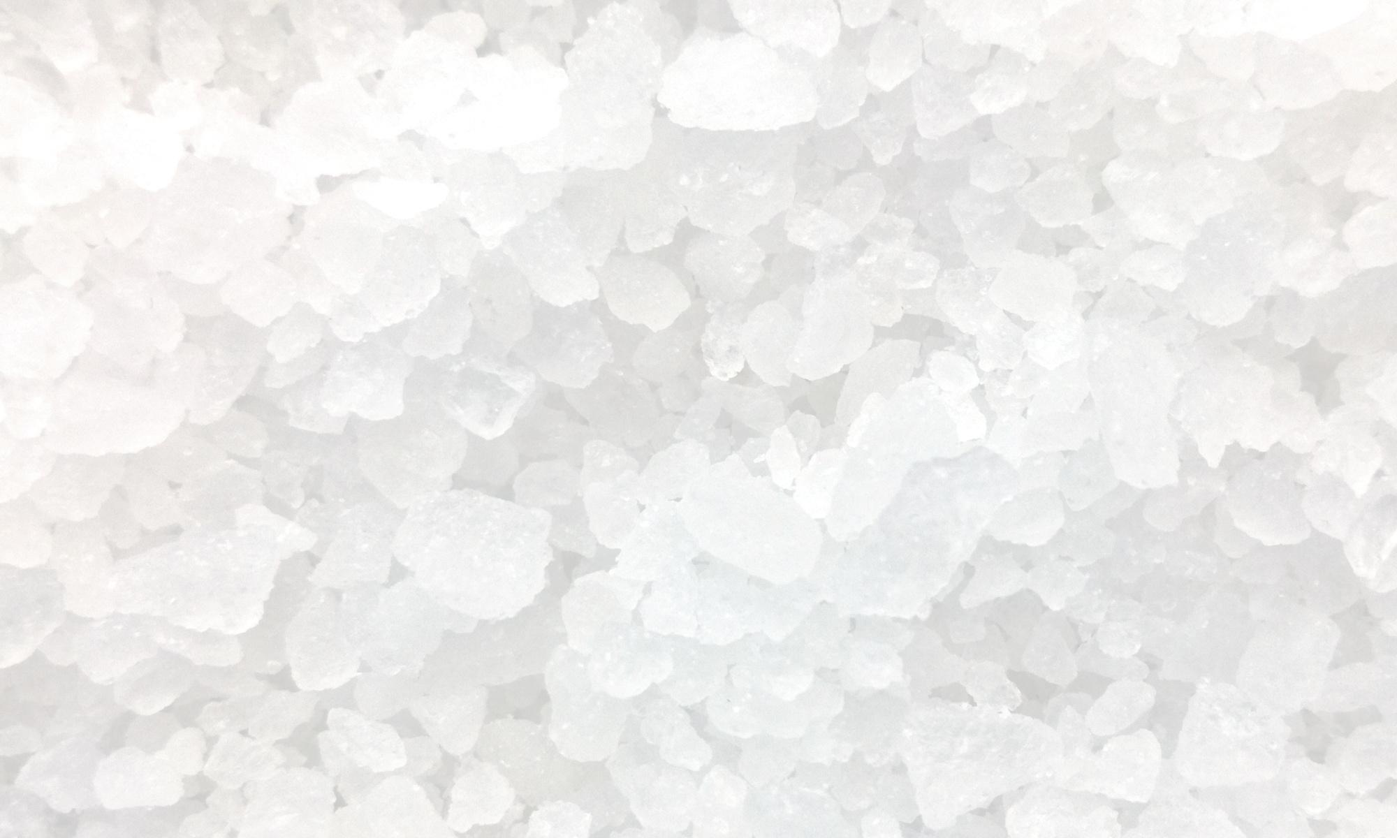 Perché limitare l'uso del sale?